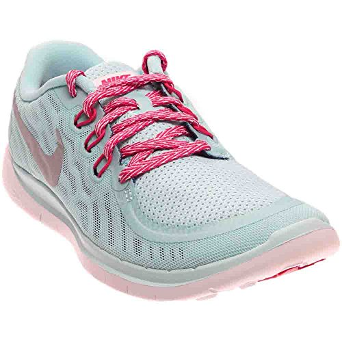 for cheap sale online cheap sale fake Nike Free 5.0 Unisex Kids Trainer Blue discount popular 7EBCA