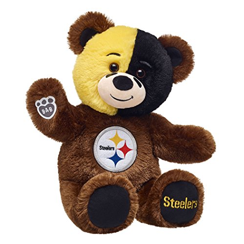 Pittsburgh Steelers Build A Bear