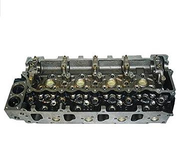 GOWE cylinder head for Isuzu NPR Truck 4HE1/T Engine: Amazon