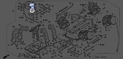 HONDA 17440-MT3-730 VALVE, PURGE CONTROL (Control Mt3)