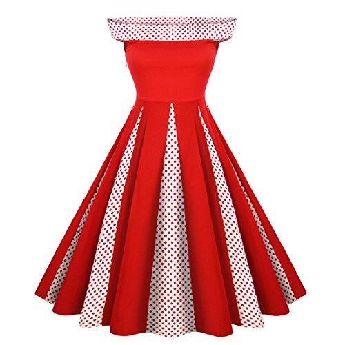 Un Vestido gules El RONG De Vestido Vestido Un XIU En 0AXq4