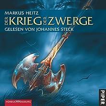 Der Krieg der Zwerge (Die Zwerge 2)   Livre audio Auteur(s) : Markus Heitz Narrateur(s) : Johannes Steck