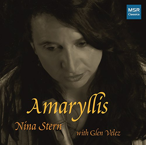 Price comparison product image Amaryllis: Music for Recorders and Chalumeau with Frame Drums and Percussion from the 12th through 18th centuries [includes Greensleeves]