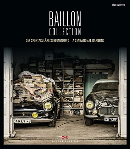 baillon-collection-a-sensational-barnfind-english-and-german-edition