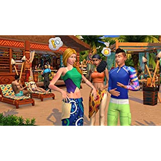 The Sims 4 Plus Island Living Bundle - Xbox One