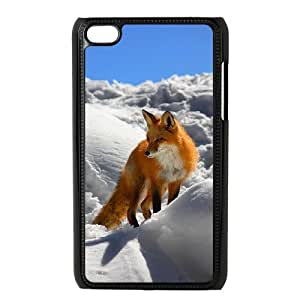 D-PAFD Phone Case Fox,Customized Case For Ipod Touch 4