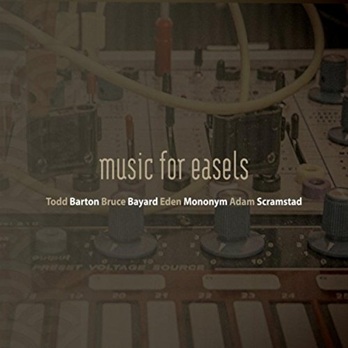 Easel Quartet II (Eden Easel)