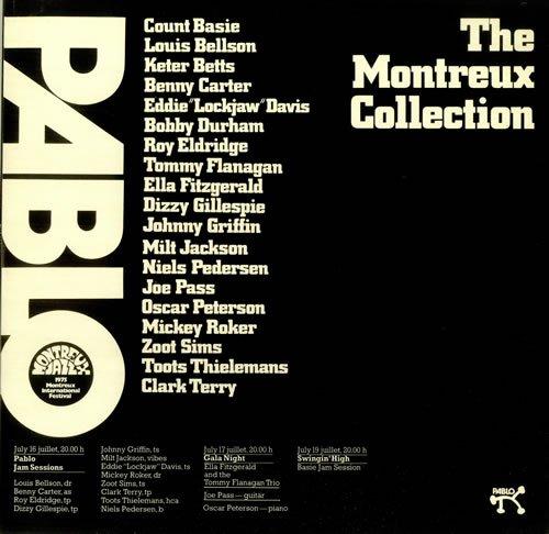The Montreux Collection : 1975 Jazz Festival (2 LP SET)