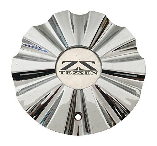 - Lexani Wheels SI-CAP-L211 Khan USED Chrome Wheel Center Cap