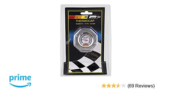Mr Thermocap Radiator Cap Gasket 2471S Silver 16LBS
