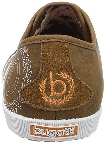 Bugatti Herren F3102pr6n Sneakers Braun (cognac 644)