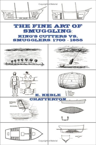 Download The Fine Art of Smuggling: King's Cutters vs. Smugglers - 1700-1855 pdf