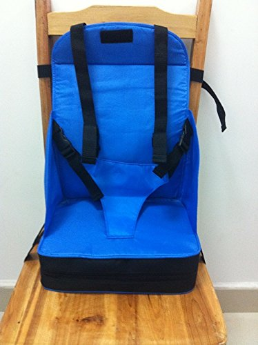 BABY 1ST BOOSTER SEAT WITH PLAY TRAY, BLUE - 6