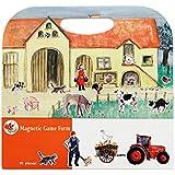 Egmont Toys(エグモント・トイズ) マグネットブック ワンサイズ ファーム