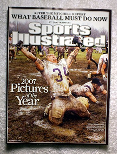 [Brandon Day - Carroll College Fighting Saints - 2007 NAIA Champions! vs Sioux Falls Cougars - 2007 Pictures of the Year - Sports Illustrated - December 24, 2007 - College Football - SI] (2007 College Football Champion)