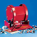 Tru-square Metal Products Heavy Duty Rotary Tumbler with 15 lb Capacity