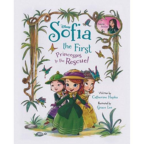 Disney Sofia the First Princesses to the Rescue