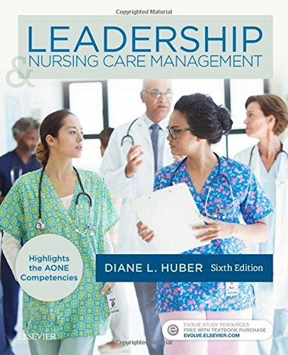 032338966X - Leadership and Nursing Care Management, 6e