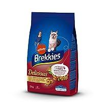 Brekkies Pienso para Gatos Delicious 12KG