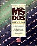 Running MS-DOS®, Van Wolverton, 1556151152