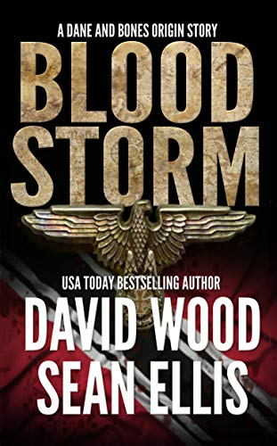 Bloodstorm: A Dane and Bones Origin Story (Dane Maddock Origins Book 10)