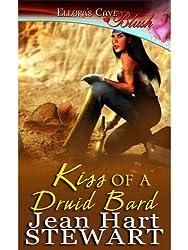 Kiss of a Druid Bard (Garland of Druid, Book Four)