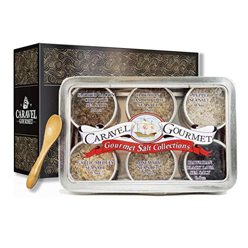 - The Infused Sea Salt Sampler - Amazon Choice for