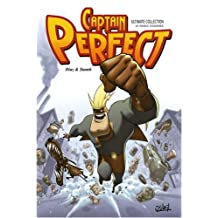 CAPTAIN PERFECT ULTIMATE COLLECTION T01 : TOXIC STORIES