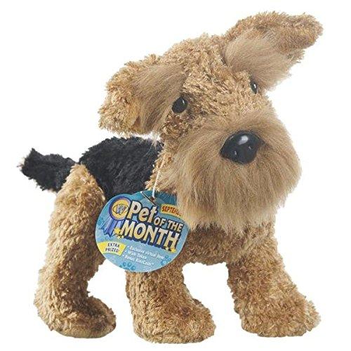 Webkinz Airedale Terrier Plush
