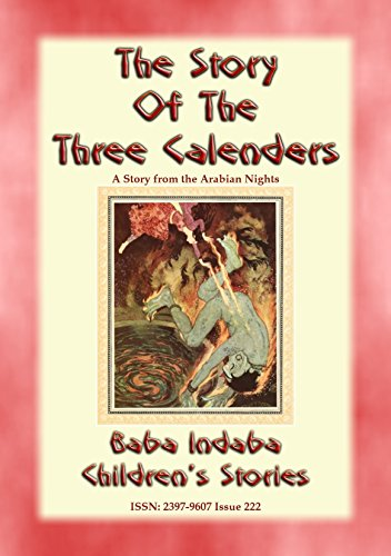 amazon com the three calenders a children s story from 1001