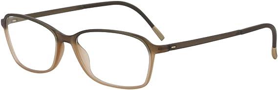 Silhouette Women's Eyeglasses SPX Illusion 1605 (1583) Full Rim Optical Frame