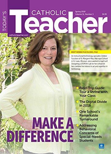 Best Price for Today's Catholic Teacher Magazine Subscription