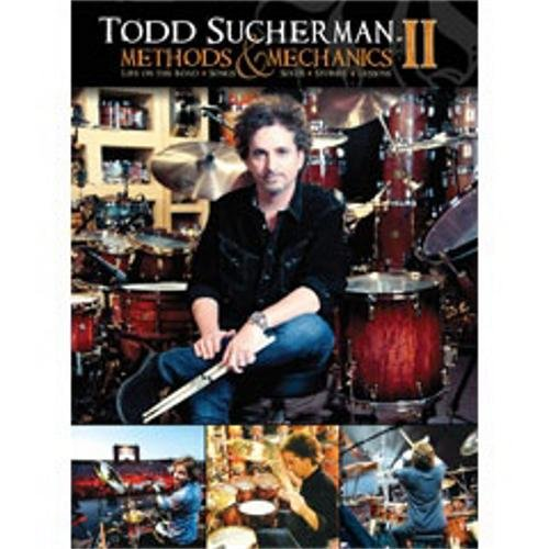 DVD : Todd Sucherman - Todd Sucherman - Methods and Mechanics II (2 Disc)