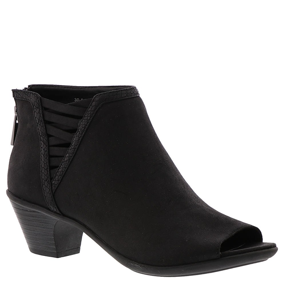 Easy Street Paris Women's Boot B07FBR49NY 8 B(M) US|Black