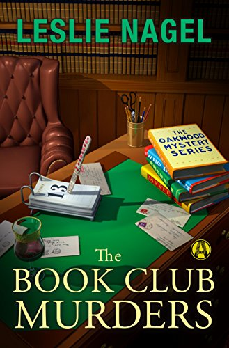 Download PDF The Book Club Murders - The Oakwood Mystery Series