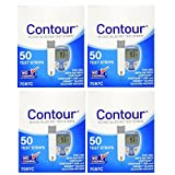 Bayer's 200 Count CONTOUR Blood Glucose Test Strips