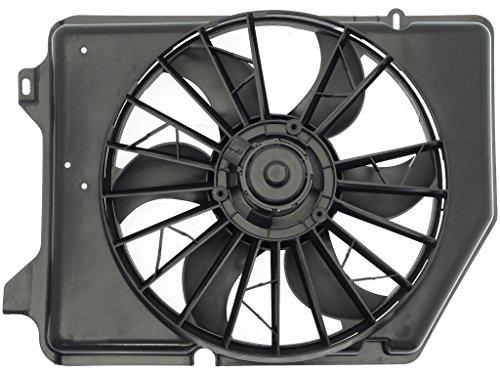 Dorman 620-129 Radiator Fan Assembly (Sable Radiator Fan Shroud Assembly)