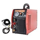 Plasma Cutter 50A Dual Voltage Electric PFC DC Inverter Air Plasma Cutting Machine CUT40 50 Metal Cutter 1/2″ Clean Cut