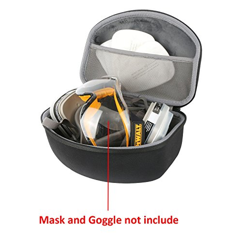 for-3m-paint-project-respirator-face-mask-particulate-hard-case-fits-dewalt-safety-gogglefilter-by-co2crea