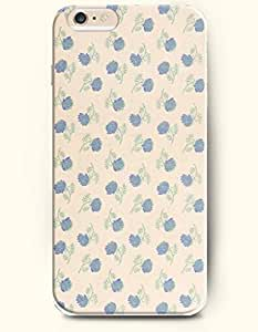 SevenArc Apple iPhone 6 Case 4.7 Inches - Purple Flowers by mcsharks