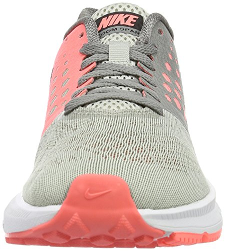 Nike Running Dust Span Black Glow Glow Shoes pale Grey W Grau Lava Pale Zoom Black Women's Dust Grau lava Grey x4I1qr4