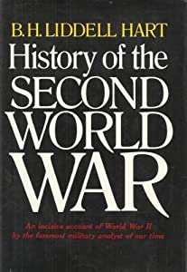 Hardcover History of the Second World War Book