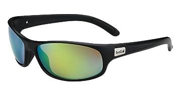 6de1586ee410 Bolle Recoil Polarized Sunglasses - Matte Black, Medium/Large ...