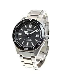 SEIKO PROSPEX diver watch mechanical self-winding (with manual winding) Waterproof 200m SBDC029 Japan Import