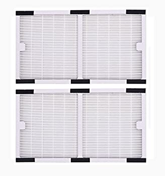 Ximoon 2 HEPA Air Purifier Filter Fits Idylis Air Purifiers IAP-10-200, IAP-10-280; Model # IAF-H-100C