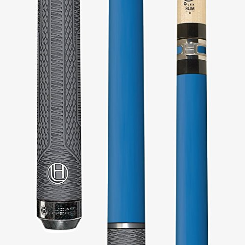 Lucasi Limited Edition Luxe Hybrid LUX LHT89 Fusion Rubber Grip Pool Cue Stick with 11.75mm Shaft & Kamui ()