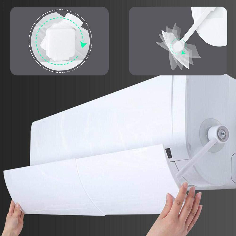 D/éflecteur de climatiseur D/éflecteur de climatisation r/églable Limite de d/éflecteur /à froid D/éflecteur de chambre /à coucher murale de climatisation maison pour pr/évenir le vent froid et le vent aucuy