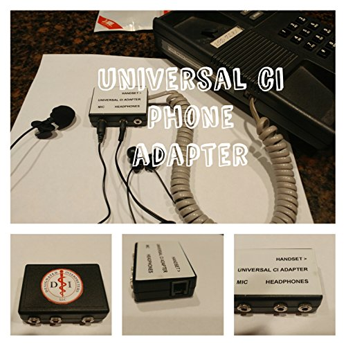 Universal Phone Adapter for Cochlear Implant for sale  Delivered anywhere in USA