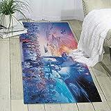 Star Wars Area Rugs Super Soft Indoor Carpet