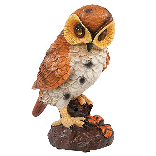 Light Up Garden Owl in US - 8